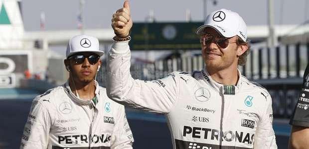 Rosberg vence em Abu Dhabi e termina temporada em ótima fase