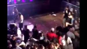 Un hombre muere durante un tiroteo en el concierto de un ...