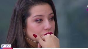 María José Quintanilla se emociona hasta las lágrimas ...