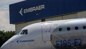 Jornal: Boeing terá fatia de 51% em nova empresa com Embraer