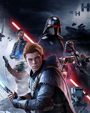 Jedi Fallen Order chega hoje (11) ao PS5 e Xbox Series X/S
