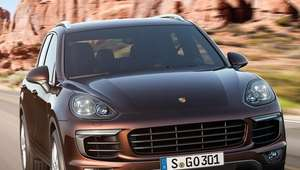 Fotos de Porsche Cayenne 2015