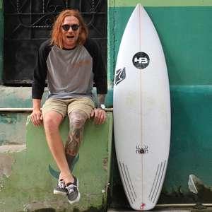 """Pai de surfista Fernando """"Fanta"""" morre um dia após o filho"""