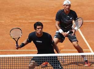 Melo e Kubot abrem Roland Garros com vitória tranquila