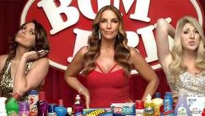 Anúncio polêmico: presidente diz que Bombril não é sexista