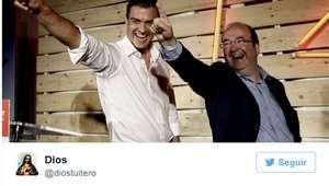 Los 'tuiteros' re rien de las dimisiones del PSOE con memes