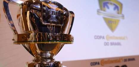 Quartas da Copa do Brasil têm Grêmio x Flamengo; veja duelos