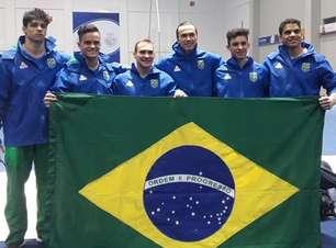 Ginástica estreia com três medalhas nos Jogos Sul-Americanos