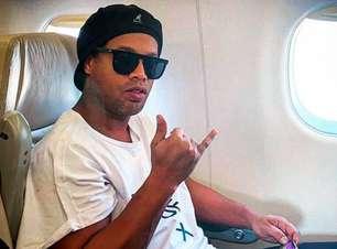 Ronaldinho Gaúcho é pivô de mais uma tensão PSG x Barcelona