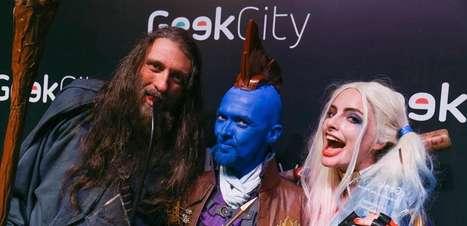 Geek City acontece nos dias 30 e 31 de outubro