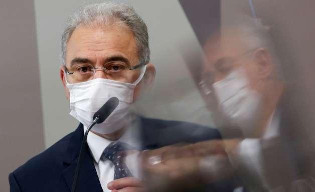 Pazuello, Queiroga e Araújo serão investigados pela CPI