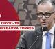 CPI da Covid ouve Antonio Torres, presidente da Anvisa
