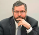 CPI da Covid ouve ex-chanceler Ernesto Araújo