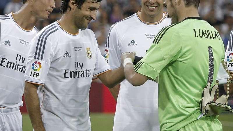 Na Volta Ao Bernabéu Raul Marca Pelo Real E Vê Al Sadd Ser Goleado