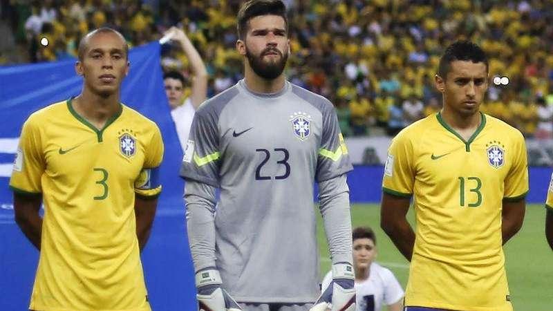 Zagueiro da seleção brasileira diz que tem vontade de jogar no Flamengo: Sonho de todos