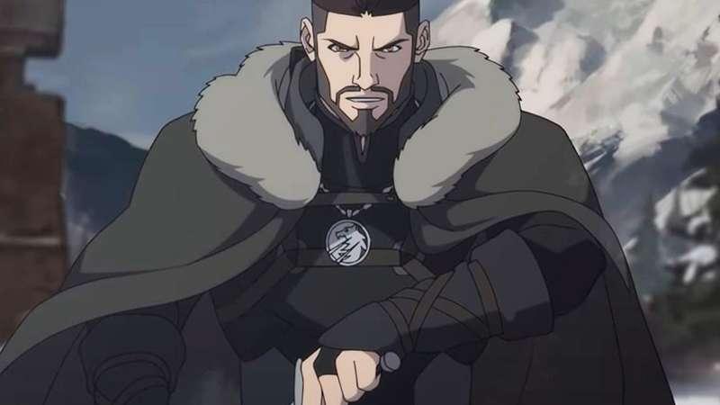 """Teaser de """"The Witcher: Lenda do Lobo"""" mostra mentor de Geralt de Rívia"""