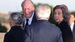 Morre princesa Alicia de Borbón, tia do rei Juan Carlos I