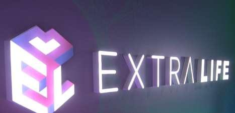 Extra Life começa na quarta (1º) com Yarley e Rebecca