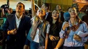 Prohíben a Albert Rivera visitar al alcalde de Caracas