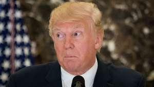 Trump comenta atentado com mito 'balas com sangue de porco'