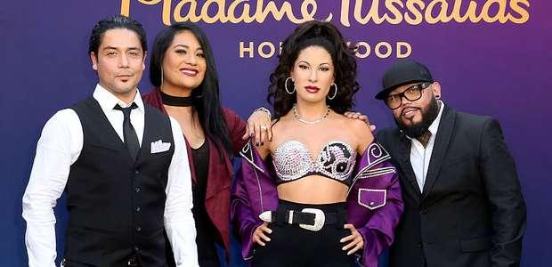 Figura de Selena Quintanilla impacta en museo de cera