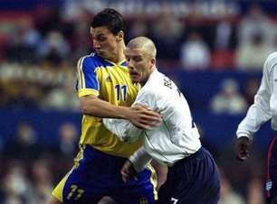 Ibrahimovic perde aposta para Beckham e terá de virar casaca