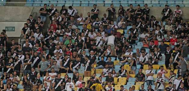 Vasco assume risco, e final contra Fluminense terá torcida