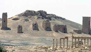 El Estado Islámico destruye tres tumbas torre en Palmira