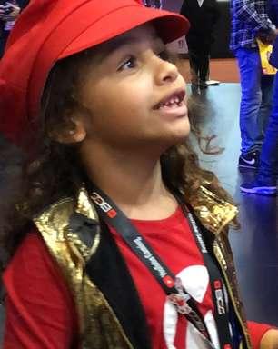 Crianças vestem cosplays e arrasam na BGS. Assista ao vídeo!