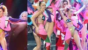 Marca australiana acusa a Miley de haber robado sus diseños