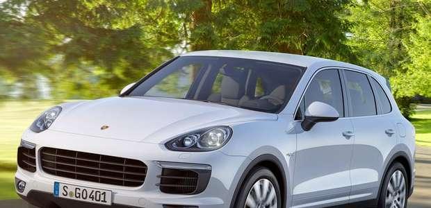 Porsche Cayenne 2015, listo para US