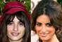 La bella actriz española Penélope Cruz luce mucho mejor con maquillaje y algún retoque digital en las fotos