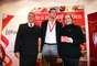En una multitudinaria conferencia de prensa el actor peruano fue condecorado como embajador de La Marca Perú.