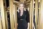Uma Thurman impacta en las alfombras rojas por su estatura. La actriz de ' Pulp Fiction' mide 1.83 metros. Uma también probó la carrera del modelaje en 1988.