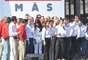 En su discurso de cierre de campaña en la explanada de los Héroes de la Macroplaza en Monterrey, el abanderado del PRI reiteró su confianza en que el voto de los mexicanos le favorecerá en los comicios, por lo que espera que sus rivales políticos Josefina Vázquez Mota del PAN y Andrés Manuel López Obrador del Movimiento Progresista muestren la suficiente madurez para hacer frente a los resultados que se darán a conocer antes de la medianoche del próximo domingo.