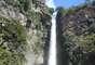 Salto do Itiquira, GO - A 115 km de Brasília, no norte do estado de Goiás, o Salto do Itiquira é uma das maiores quedas de água do Brasil, com 168 m de altura. O Parque Municipal do Itiquira tem trilhas de acesso, que forma lindas paisagens, especialmente quando a combinação do sol e da água formam um arco-íris