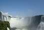 Garganta do Diabo, PR - Situadas no Paraná, na fronteira entre o Brasil e a Argentina, as Cataratas do Iguaçu encontram-se entre as maiores belezas naturais do planeta. Com mais de 260 quedas, as Cataratas têm seu ponto mais impressionante na Garganta do Diabo, com quedas de mais de 70 m e um grande fluxo de água