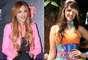 Eiza Gonzáles luce su nueva imagen con el cabello rubio muy largo, los pómulos más prominentes, la nariz más fina y los labios más carnosos.