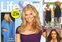 Do ya'll really think Jessica Simpson currently looks the way she does on this magazine cover? According to Life & Style, she's set to reveal her post-baby body on the premiere of Katie Couric's new talk show, this September 10th. Jess hasn't reached her goal of 130 pounds yet, reports the mag, but she has lost 40 pounds thanks to long gym sessions and a personalized Weight Watchers diet. Is she going to fit into her daisy dukes soon?