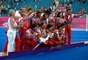 La medalla de oro del fútbol 7 fue la última de estos Juegos Paralímpicos.