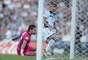 El ariere uruguayo abrió el marcador en esta acción antes del primer cuarto de hora.