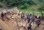 Ninguno de los 18 menores que se encontraban en el colegio en el momento del accidente sobrevivió al deslizamiento de tierras, que se produjo el jueves en el pueblo de Zhenhe del municipio de Zhaotong, en la provincia suroccidental de Yunnan.