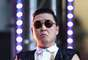 "South Korean rapper Psy, performs live on Channel 7's 'Sunrise' at Martin Place on October 17, 2012 in Sydney, Australia. The sudden pop star is on a roll taking his hit ""Gangnam Style"" to every corner of the world."