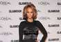 NOVEMBER 12, 2012: Whew! Did Tyra Banks steal one of Wendy Williams' wigs? The former model strut her stuff at the 22nd annual Glamour Women of the Year Awards in New York City.