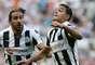 En la Premier League el francés Hatem Ben Arfa robó camara con su tanto al Blackburn Rovers.