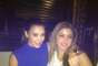 Las dos chicas parece que se la llevan muy bien en Miami ya que salen a comer y pasarsela bien cada que tienen tiempo libre.