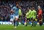 David Silva foi o único não-argentino a marcar pelo City contra o Aston Villa