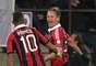 Milan assegurou a vaga para a próxima fase da competição uma partida antes do término da fase de grupos