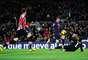 Messi marcou duas vezes e chegou a 84 gols no ano