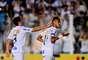 Neymar foi o grande destaque do clássico na Vila Belmiro, com dois gols e uma assistência
